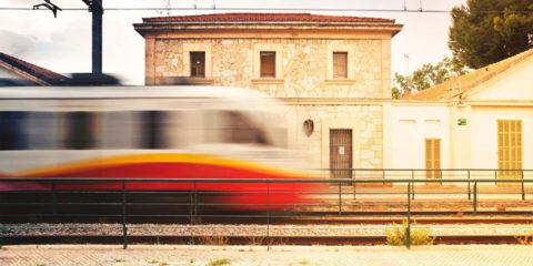 Licitación para mejorar la eficiencia del alumbrado en varias estaciones de Servicios Ferroviarios de Mallorca