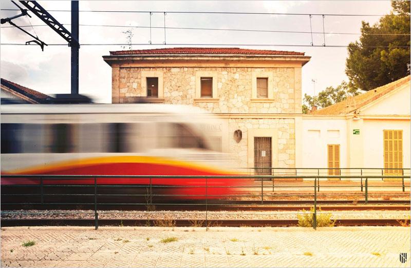 Las estaciones situadas en la línea de metro M1 Intermodal-UIB son las que tienen un mayor consumo energético de toda la red ferroviaria de SFM.