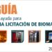 Empresas y técnicos de Avebiom editan una guía de ayuda para licitaciones de proyectos de biomasa