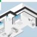 Bosch aumenta la versatilidad de la gama Climate 5000 con el sistema de zonificación de Airzone