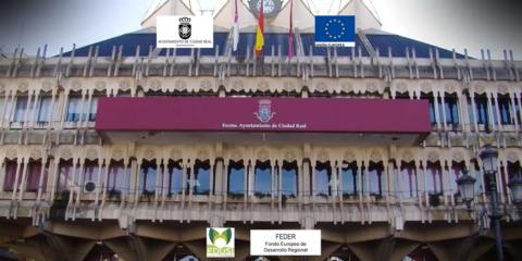 El Ayuntamiento de Ciudad Real adjudica las obras para renovar la iluminación del edificio consistorial