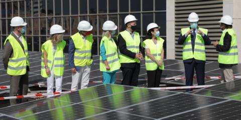 La Comunidad Valenciana invertirá 18,2 millones en el plan de eficiencia energética de sedes judiciales