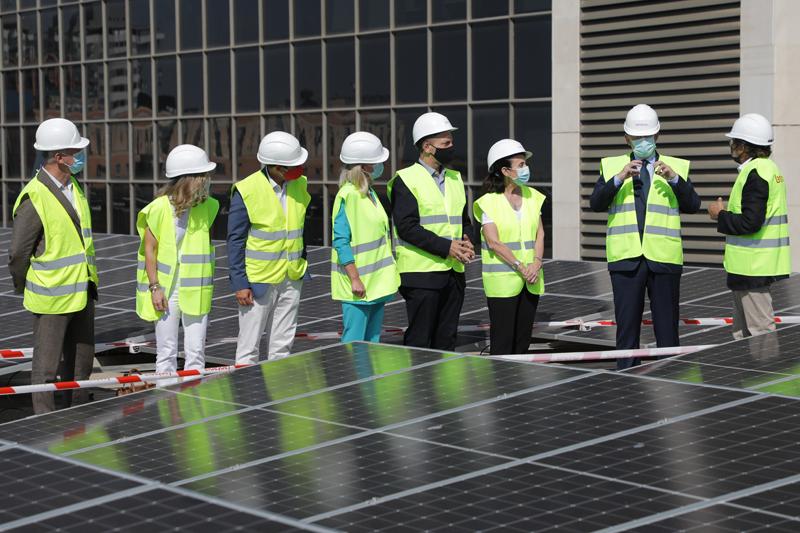 Plan de Eficiencia Energética de las sedes judiciales de la Comunidad Valenciana.