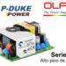 Las fuentes de alimentación TAD125, TAD30-P y TAD65-P amplían la oferta de Electrónica OLFER