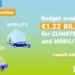 Horizonte Europa abre las convocatorias de proyectos de energía, acción climática y movilidad