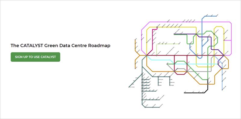 Hoja de ruta para un centro de datos ecológico