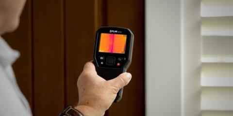 Teledyne FLIR lanza el medidor de humedad Flir MR265, capaz de generar imágenes térmicas con MSX