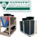 Eurovent certifica el roof-top Kubic Next y la bomba de calor aire-agua Krono 3 de Hitecsa