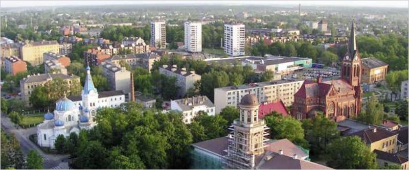 Jelgava, en Letonia