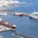 Adjudicadas las obras para mejorar la eficiencia energética del alumbrado del puerto de La Palma