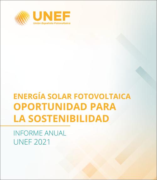 Informe Anual de UNEF 2020-2021