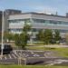 Iluminación eficiente e inteligente de Ansell Lighting en un edificio de oficinas en Irlanda