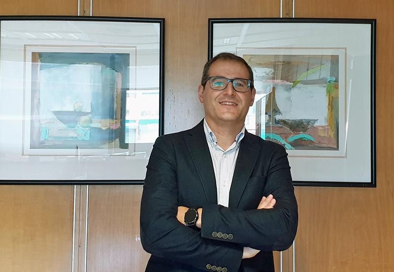 Jacobo Llerena, subdirector general de Eficiencia Energética del Ministerio para la Transición Ecológica y el Reto Demográfico