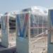 Las bombas de calor aire-agua Kr3B de Hitecsa climatizan el Hospital La Malvarrosa de Valencia