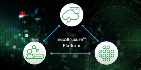 Descripción general de la plataforma EcoStruxure de Schneider Electric