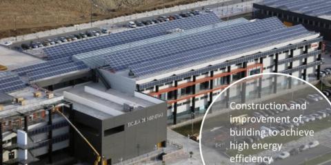 Mejora de la eficiencia energética en los edificios e infraestructuras de las universidades europeas con el proyecto S3UNICA