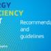 Nueva recomendación y directrices de la Comisión Europea sobre el principio de 'eficiencia energética primero'