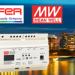 Electrónica OLFER distribuye el controlador de iluminación digital Serie DLC-02 de Mean Well