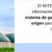 Abierto a información pública el sistema de garantías de origen para los gases renovables
