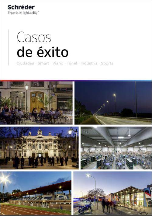 Catálogo de casos de éxito de Schréder