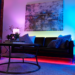Tiras LED inteligentes Smart + Wifi multicolor de LEDVANCE para iluminación ambiental