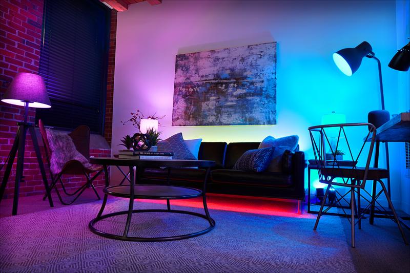 tiras LED Smart + Wifi multicolor