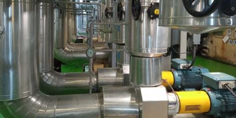 Impulso a la red de calor y frío de la ciudad de Barcelona con una nueva planta de generación