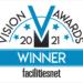 Reconocimiento de los Vision Awards para EcoStruxure Building Advisor de Schneider Electric