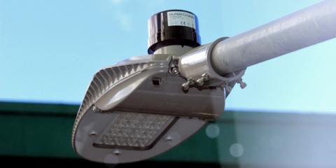 Mejora de la iluminación y ahorro de energía con la instalación CASAMBI Outdoor de Electrónica OLFER