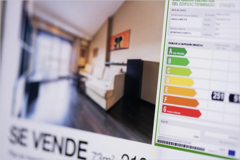 Certificación energética de edificios para la venta