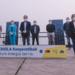La planta solar de la comunidad energética Ekiola, en el valle de Leintz, se ubicará en Mondragón