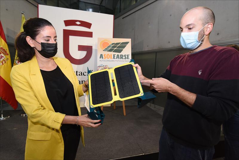 """""""Asolearse"""": Diputación lanza una campaña para informar sobre los ventajas de instalar placas solares en los domicilios"""