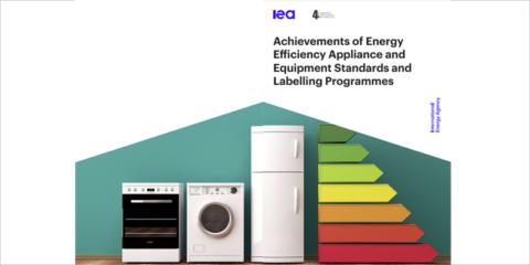 Los estándares y programas de etiquetado de eficiencia energética contribuyen a un futuro energético más limpio