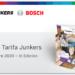 Junkers Bosch actualiza su tarifa de precios con todas sus novedades en soluciones de climatización