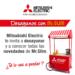 Campaña de Mitsubishi Electric para presentar ante los profesionales las novedades de Mr. Slim