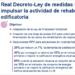 El Congreso convalida el real decreto-ley de medidas para impulsar la rehabilitación energética