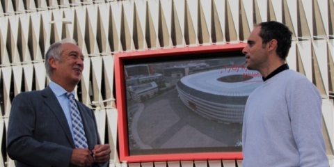 La TEK Athletic finaliza la instalación de la planta fotovoltaica sobre la cubierta del Estadio de San Mamés